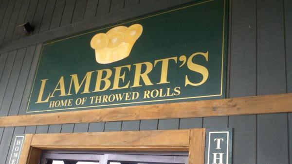 lamberts sign