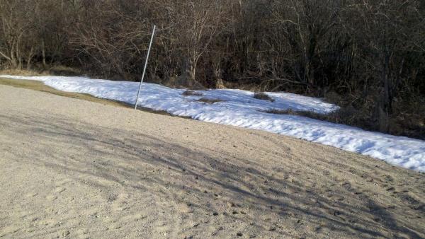 sandand snow