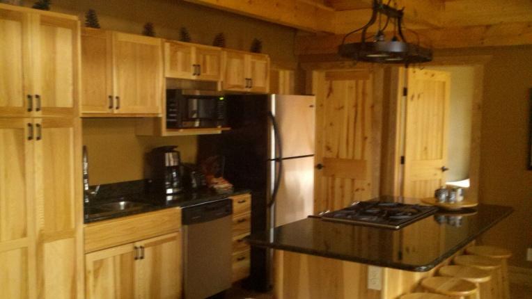 teton kitchen