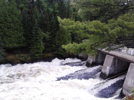 kettle falls dam