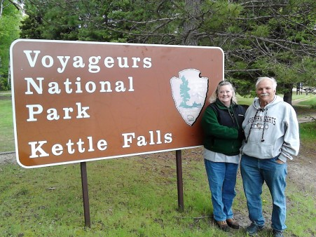 kettle falls sign roy and rosalyn