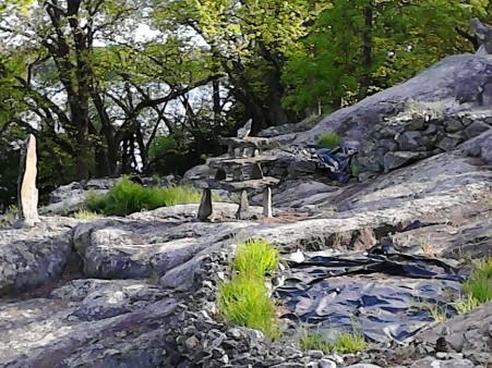 rock garden c