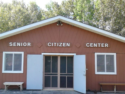 senior citizens center