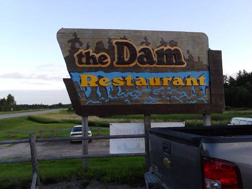 dam restaurant