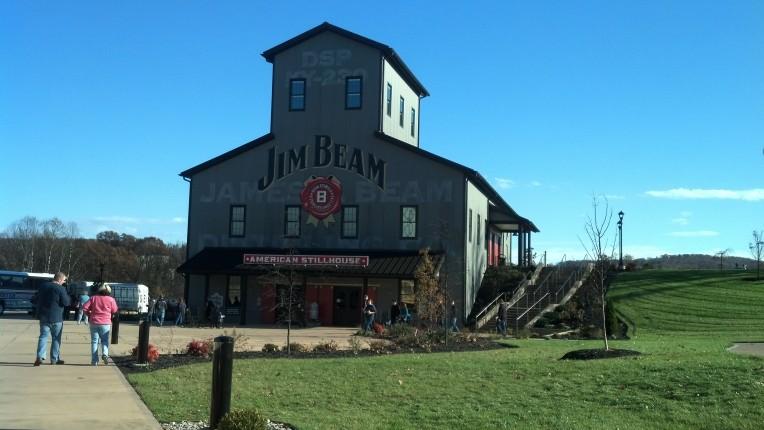 beam main building