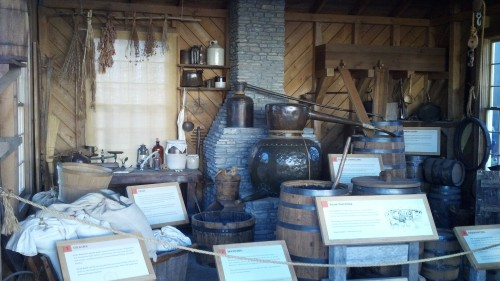 old time distilling
