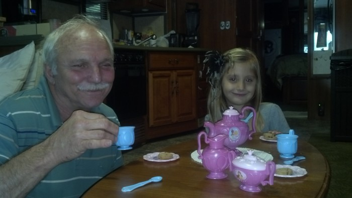 pawpaw tea party