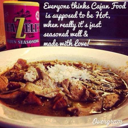 a cajun food