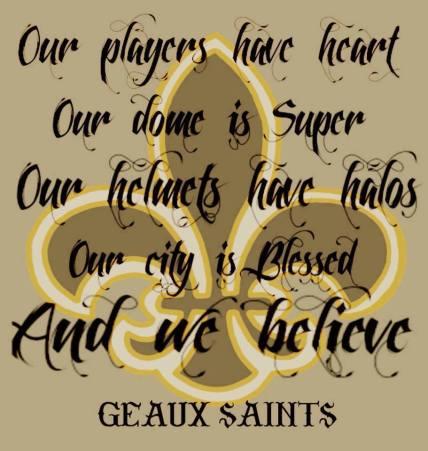 a saints