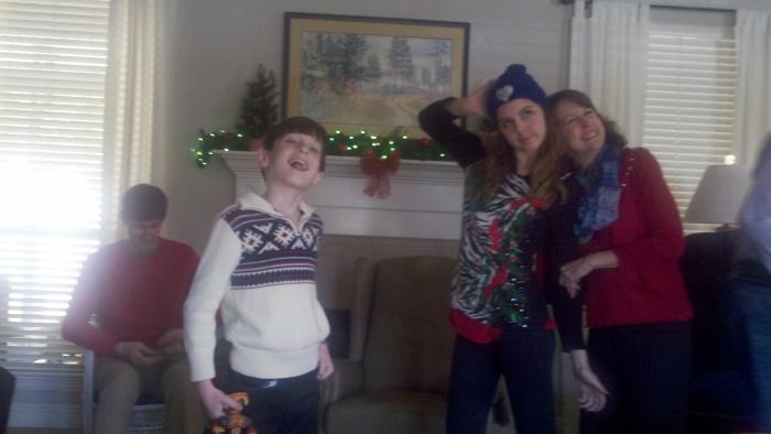 family crazy face
