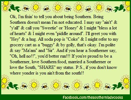 south yall