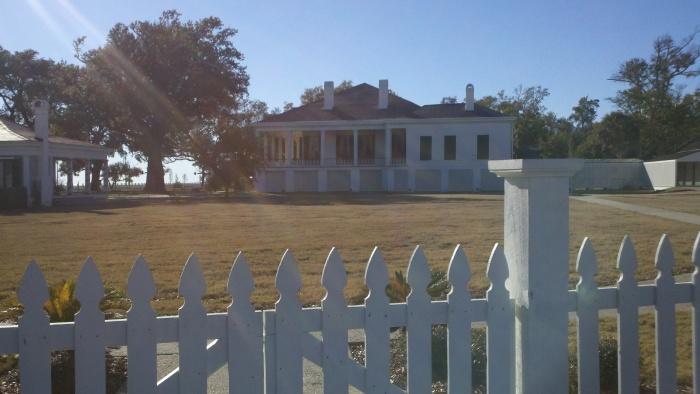 jeff davis house