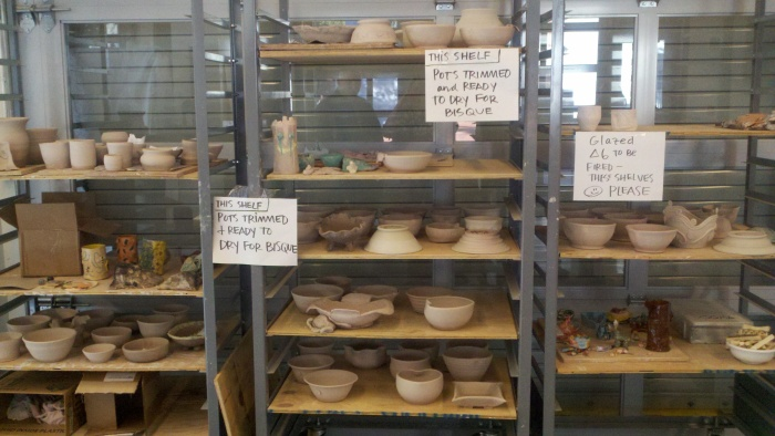ook pottery