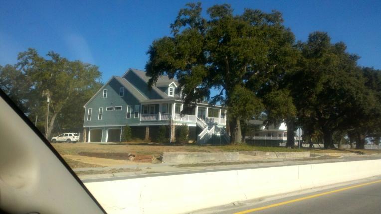 raised house 8