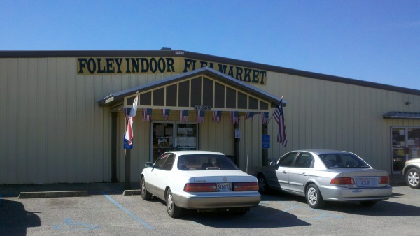 foley indoor fleamarket