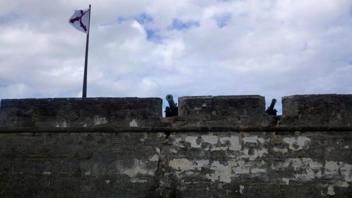 sa fort cannons