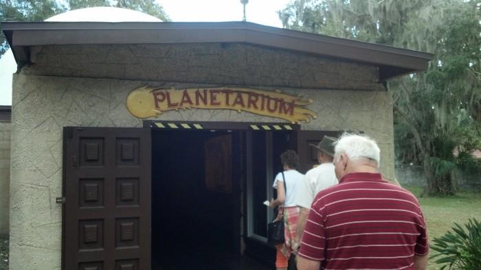 sa foy planetarium