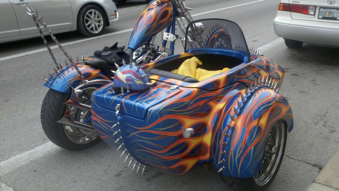 sa motor cycle 2