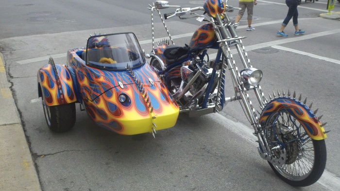 sa motorcycle