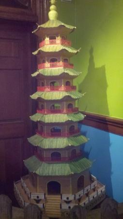 sa rbin pagoda match stick