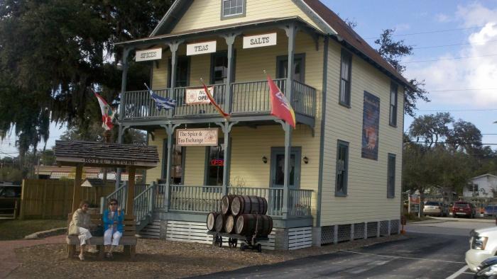 sa tea house