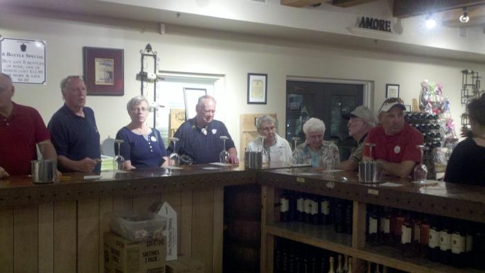 sa winery tasting