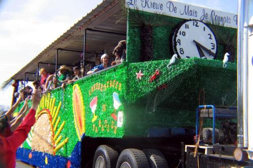 mardi gras truck float 3