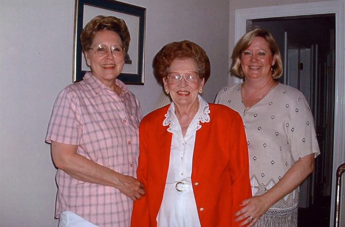 Granny Hen Rosie