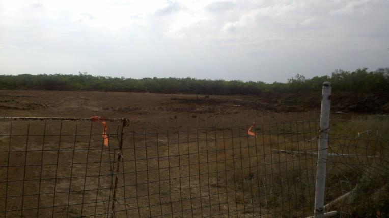 oil  drilling gone