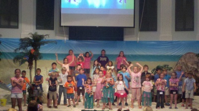 vbs program sing