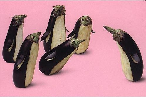acarved penguins