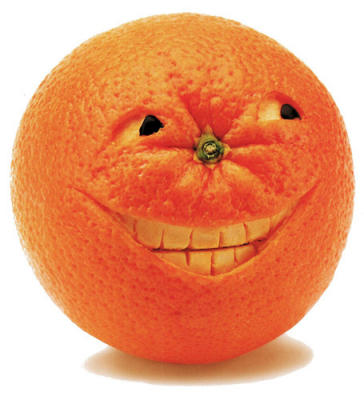 asmiley orange