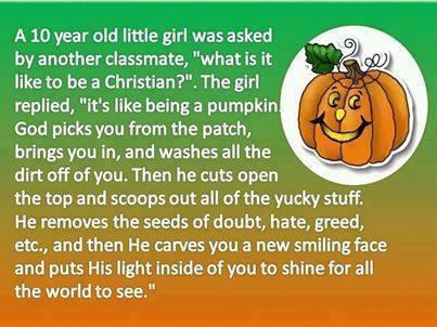 pumpkin christian