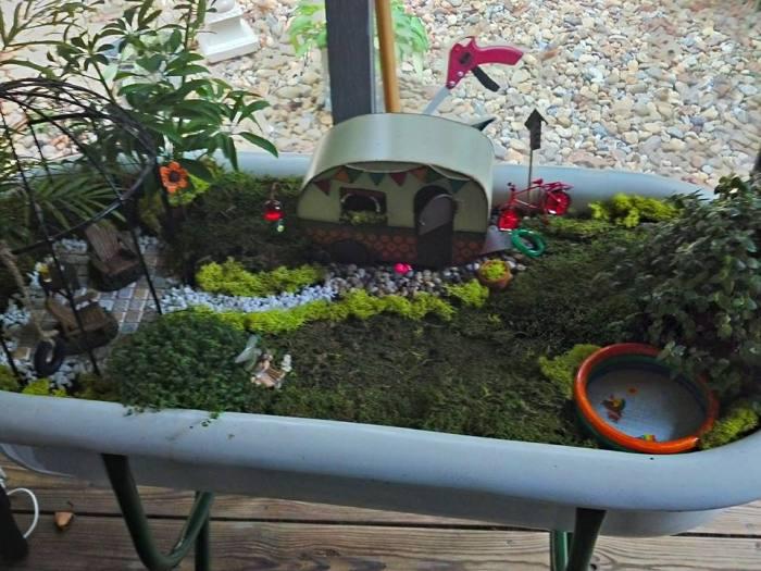 sept 2 garden fairy