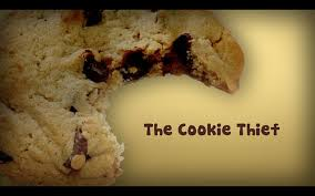 cookie thief picture