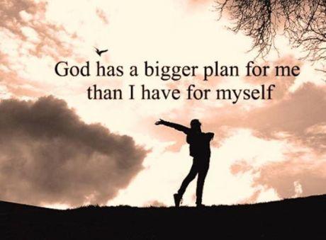 gods bigger plan