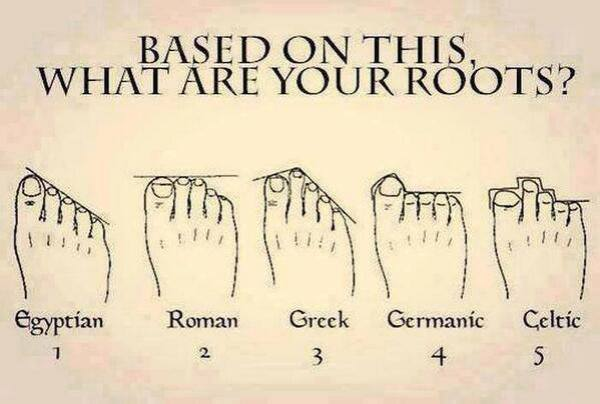 based on this what are your roots