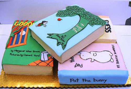 book cakes 2