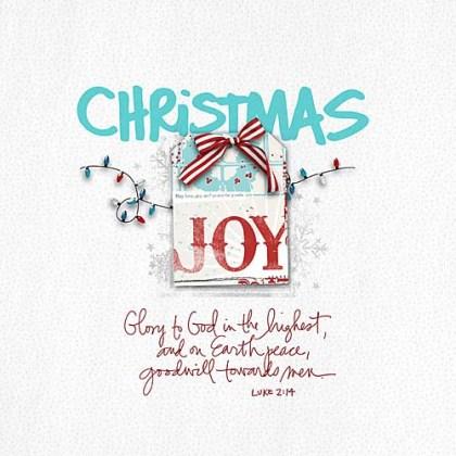 christmas luke 2 14