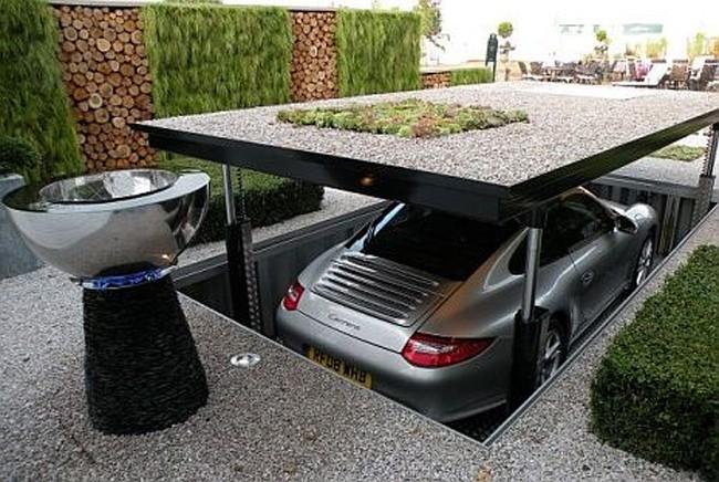 pop up parking