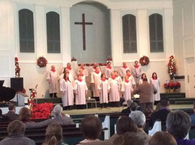 tbc christmas choir