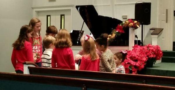 trinity christmas eve advent