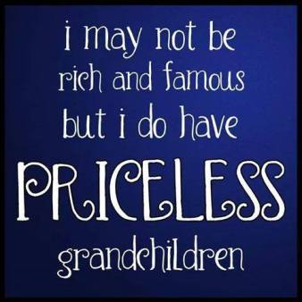 aa priceless grandchildren