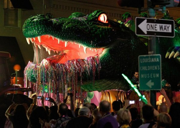 gator float
