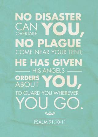 psalm 91 10 11