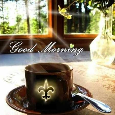 saints good morning