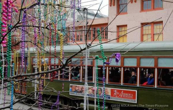 street car beads