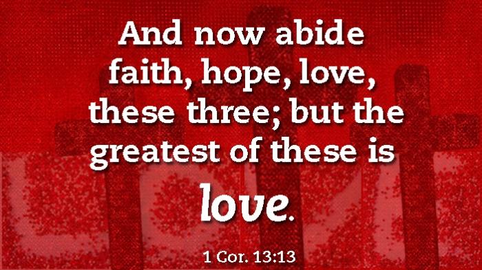 valentines scripture