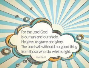 psalm 84 11