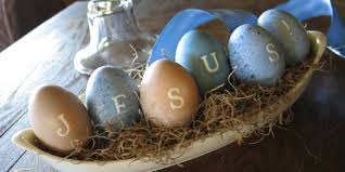 jesus eggs